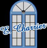 Logo de Portes et Fenêtres E. Charrier à St-Ambroise-de-Kildare
