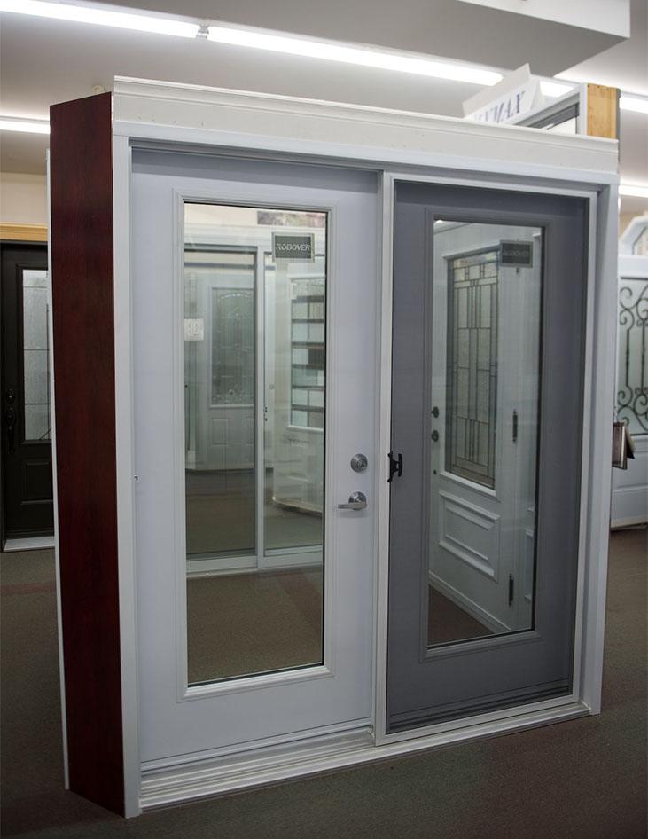 Vente et installation de portes Energy star à Berthierville - E. Charrier à St-Ambroise-de-Kildare