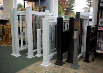 Vente et installation de clôture vitrée à Joliette - Portes et Fenêtres E. Charrier à St-Ambroise-de-Kildare