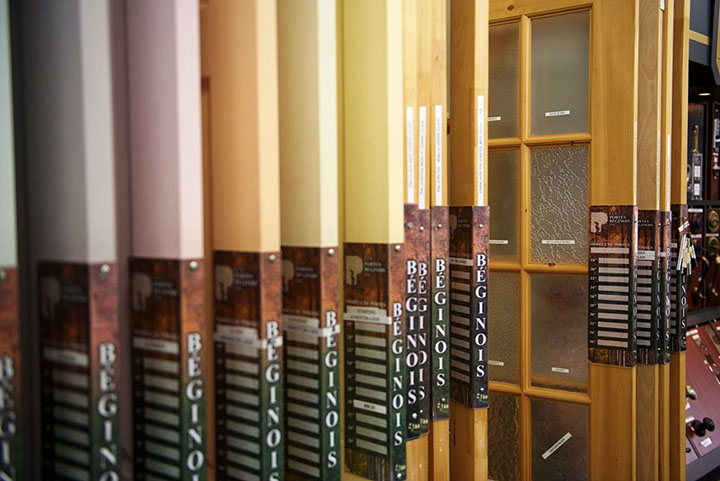 Entreprise de portes et fenêtres dans Lanaudière - Portes et Fenêtres E. Charrier à St-Ambroise-de-Kildare
