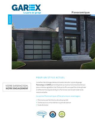 PDF Service de vente de porte de garage à Joliette - Portes et Fenêtres E. Charrier