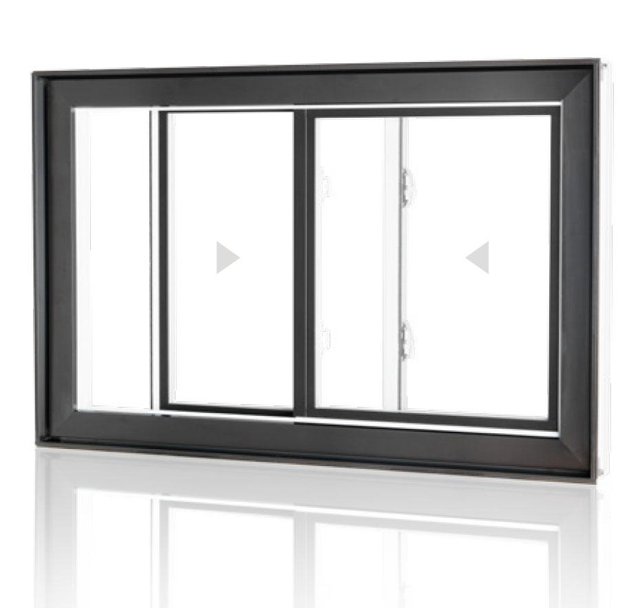 Vente de fenêtre hybrides à Joliette - E. Charrier à St-Ambroise-de-Kildare